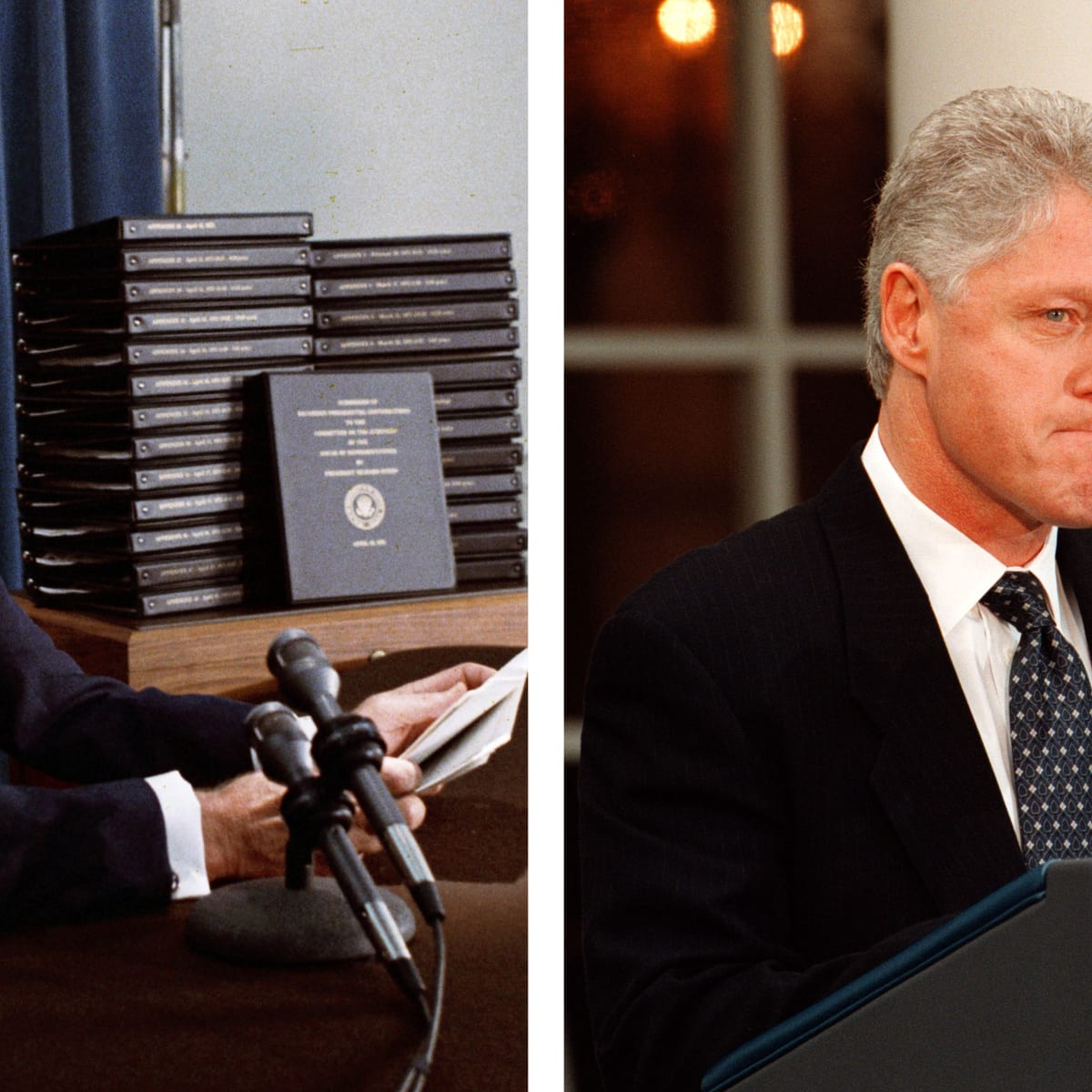 Why Clinton Survived Impeachment While Nixon Resigned After