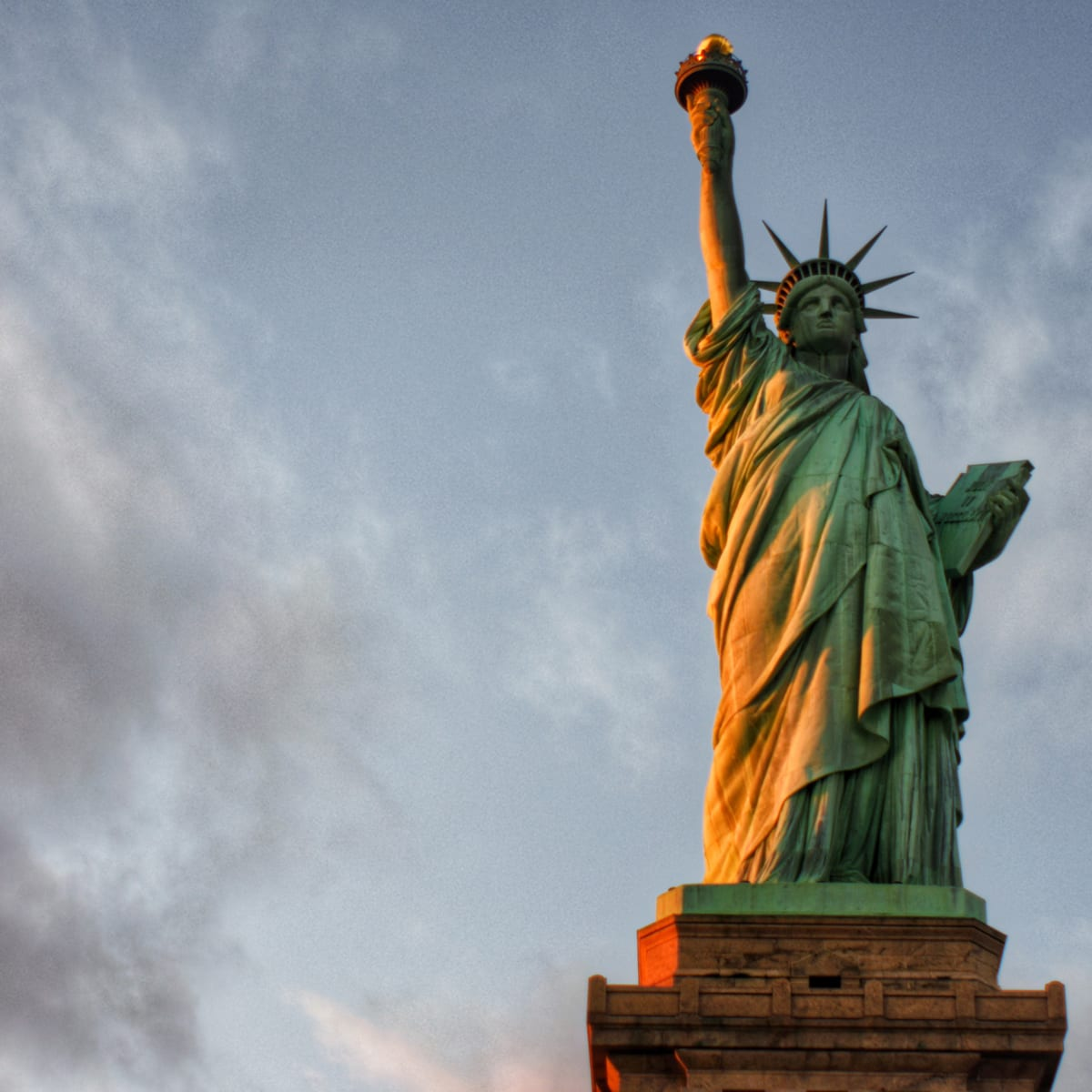 How The Statue Of Liberty Became An Icon History