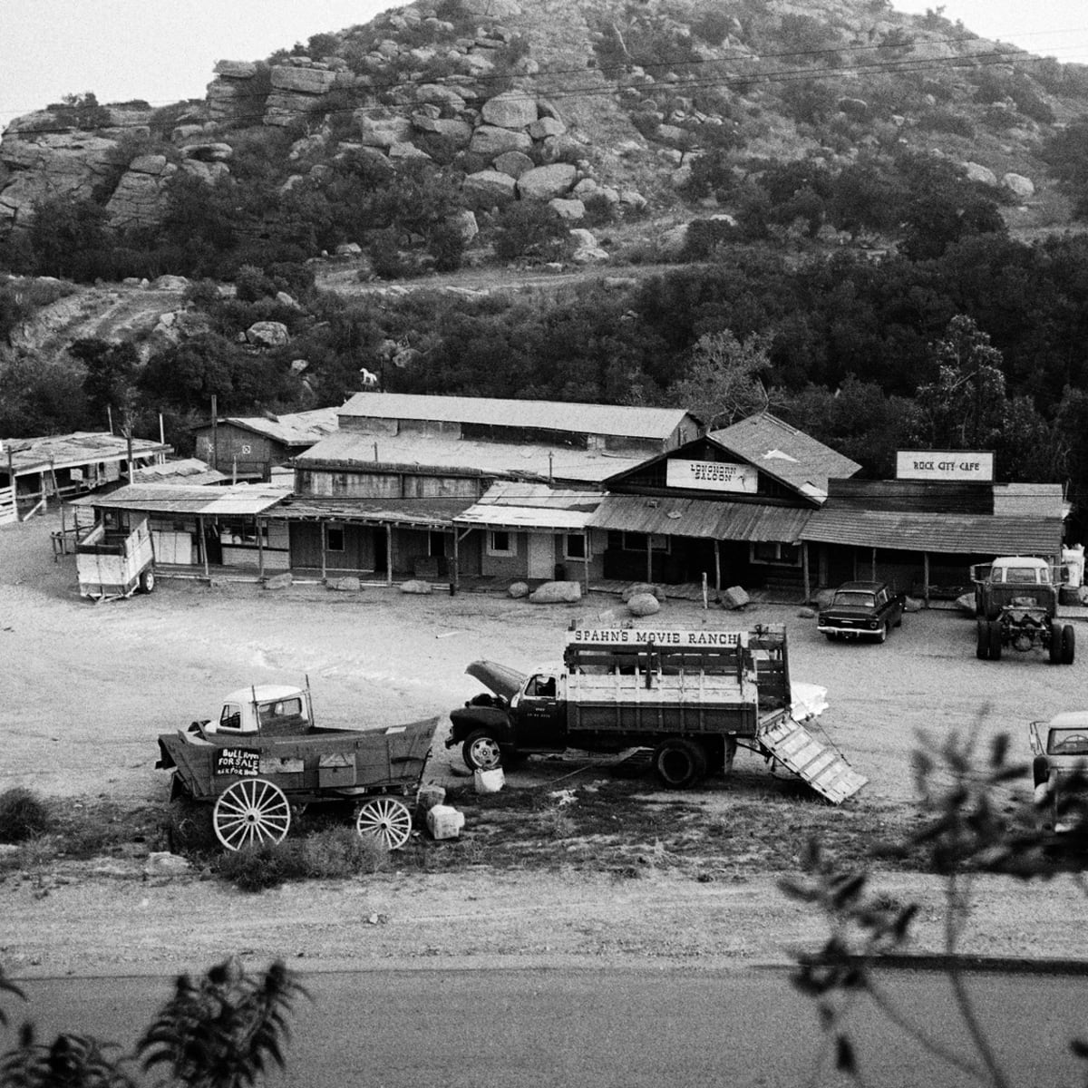 How Spahn Movie Ranch Became Manson Family Headquarters History