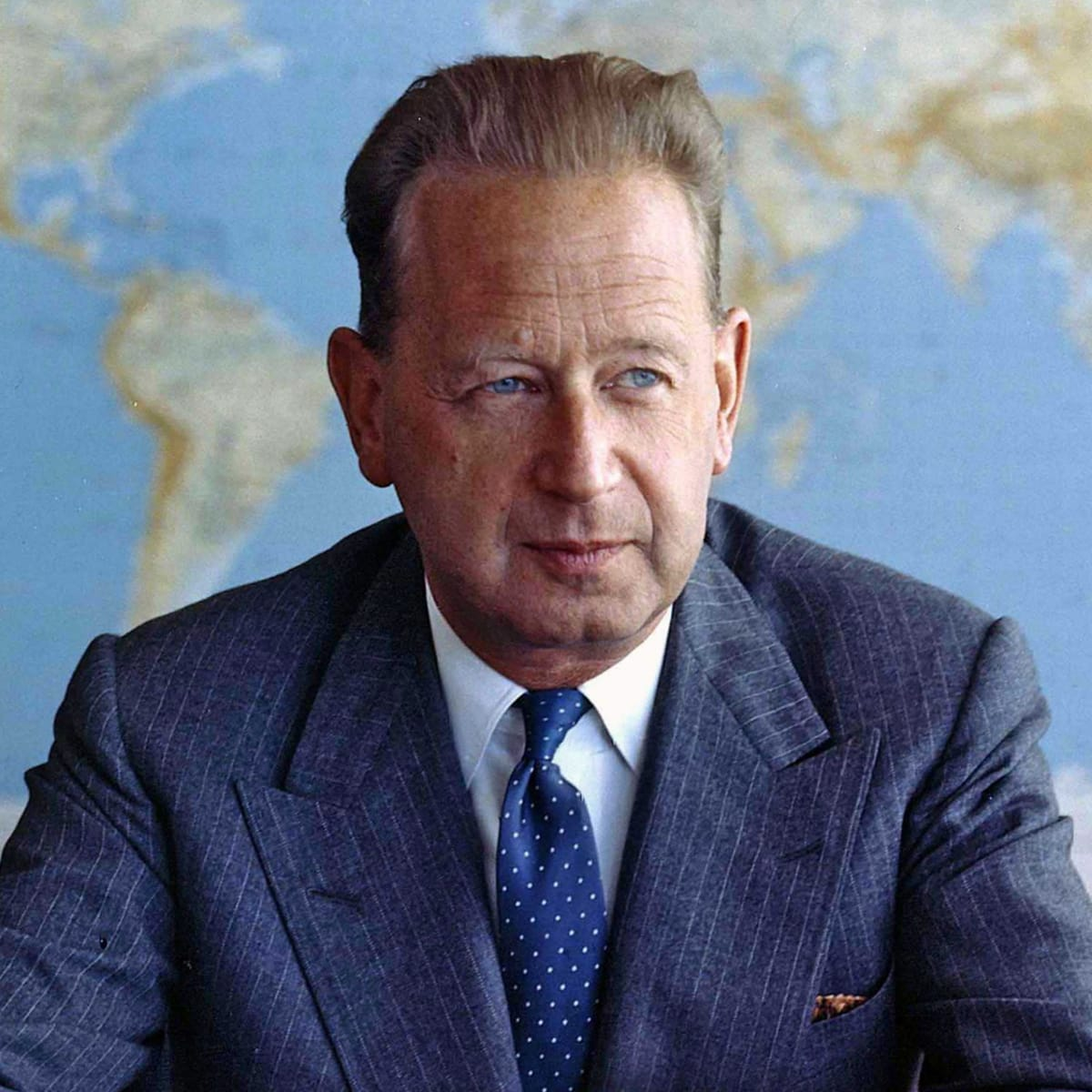 Un Leader Dag Hammarskjold Died In Mysterious Circumstances In 1961 What Really Happened History