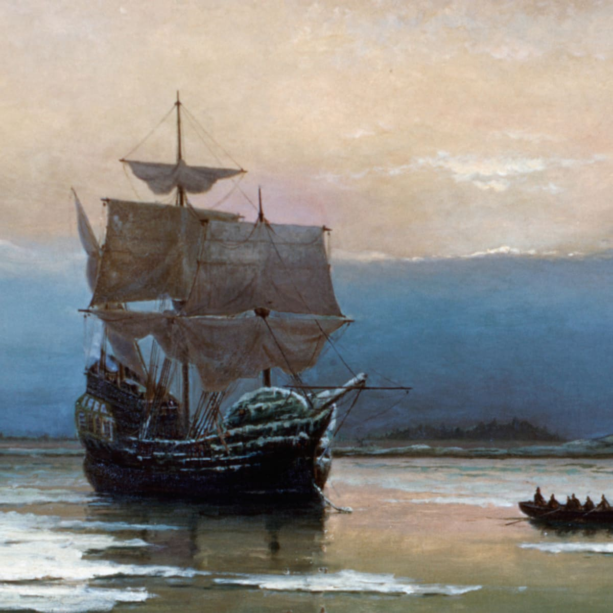Chris Lascelles on The Forgotten, But Important, Mayflower Compact