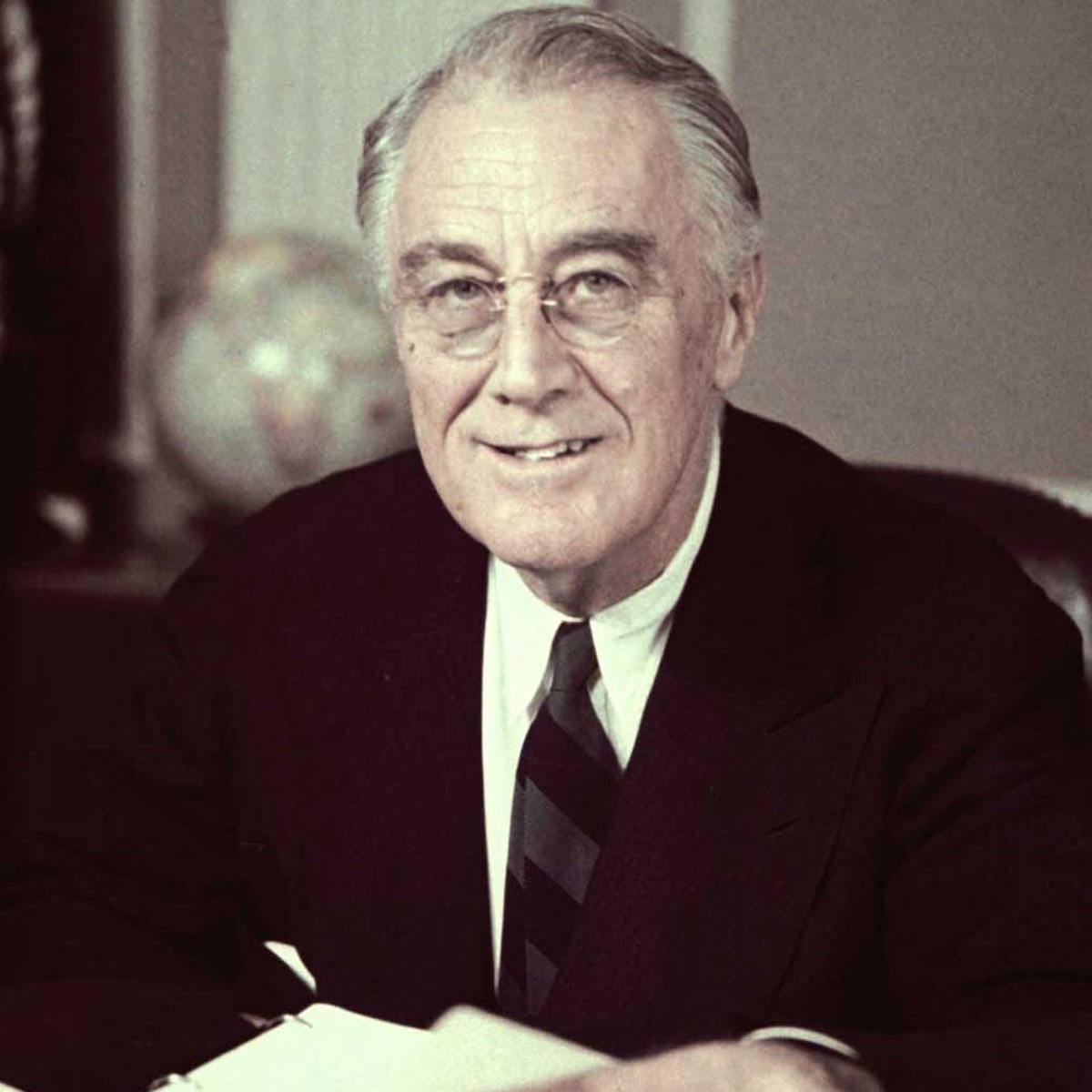 How FDR Served Four Terms as U.S. President - HISTORY