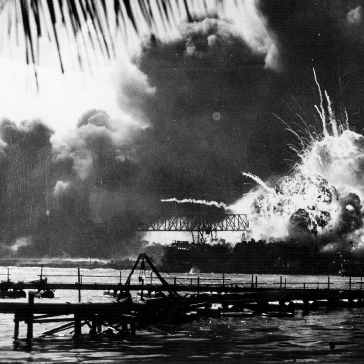 Pearl Harbor Attack Casualties Facts History