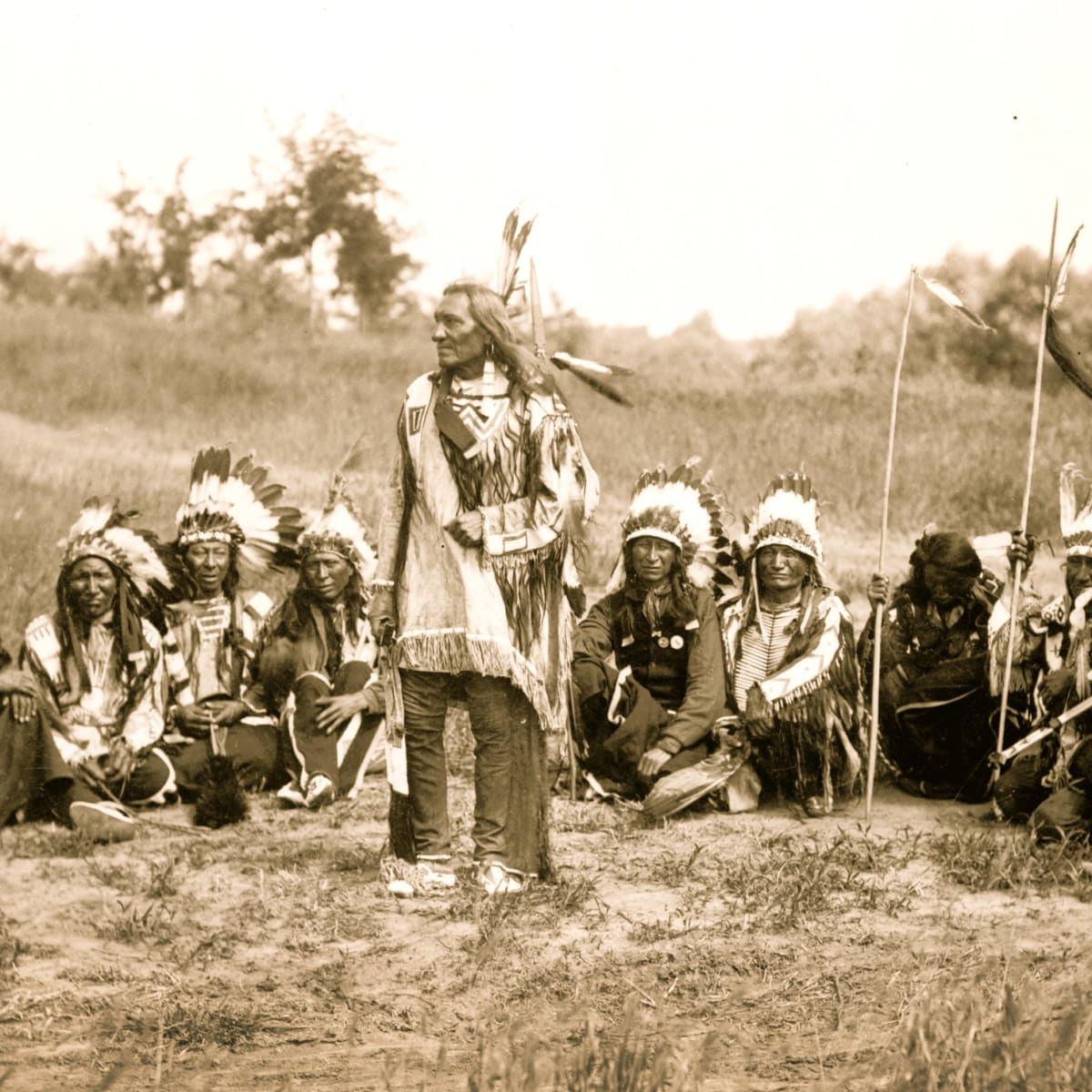 Native American History Timeline - HISTORY