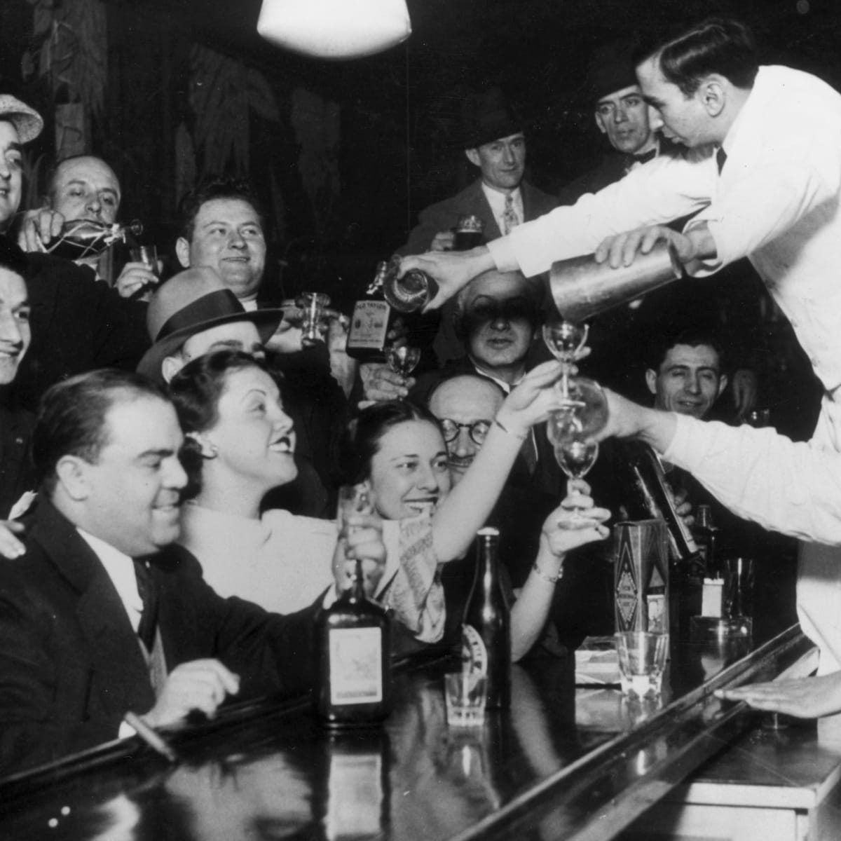 The End Of Prohibition History