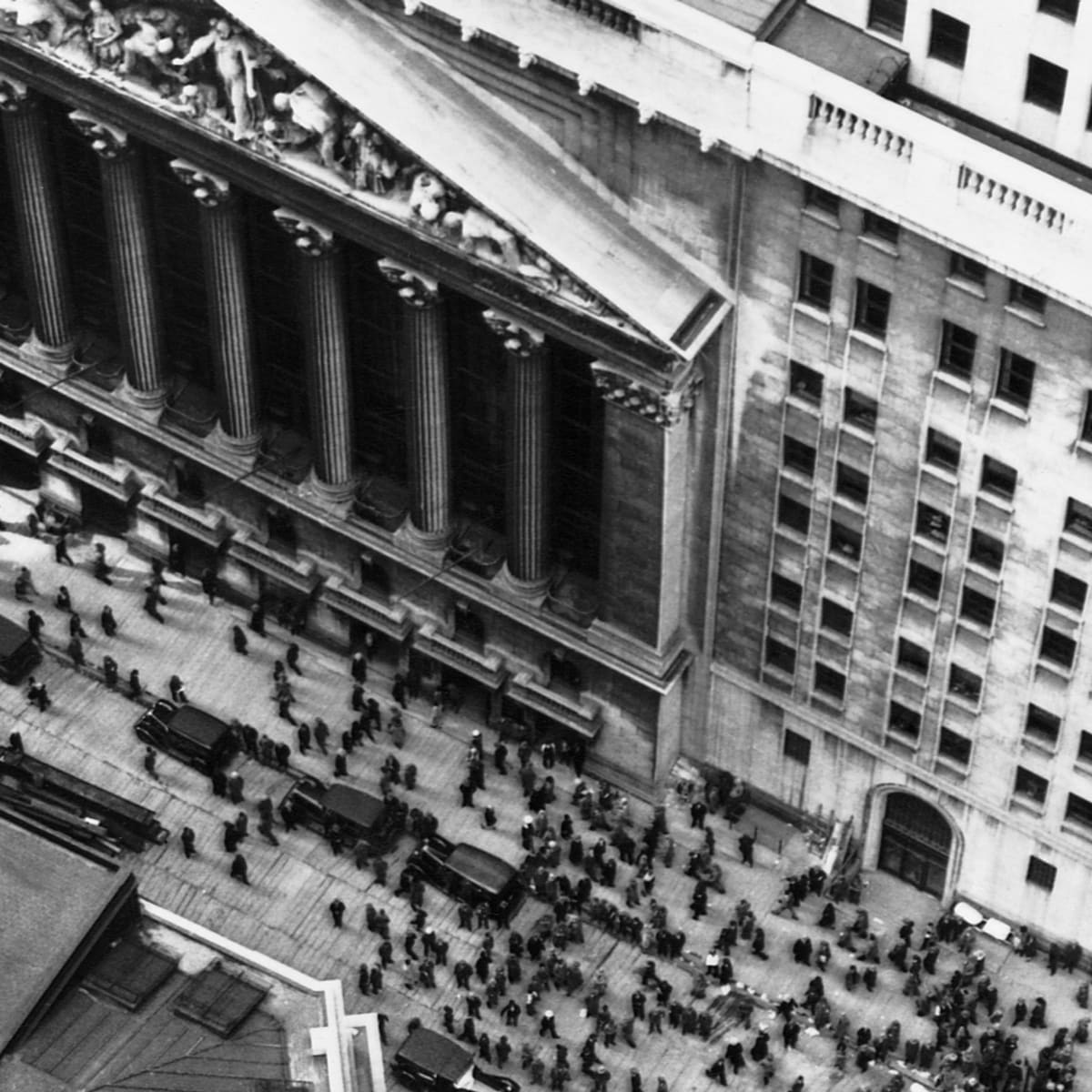 1929 Stock Market Crash Did Panicked Investors Really Jump From Windows History
