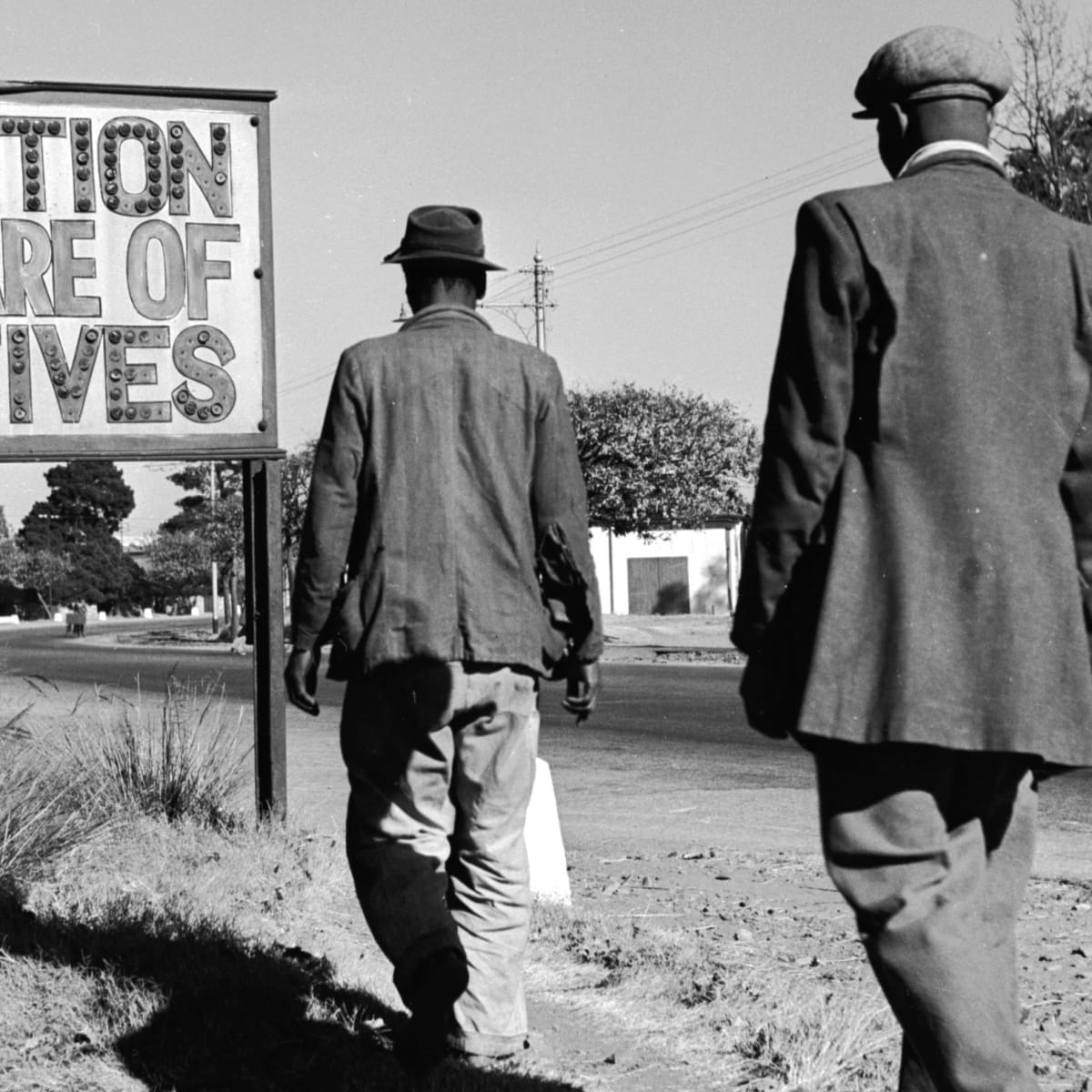 Life Under Apartheid In South Africa