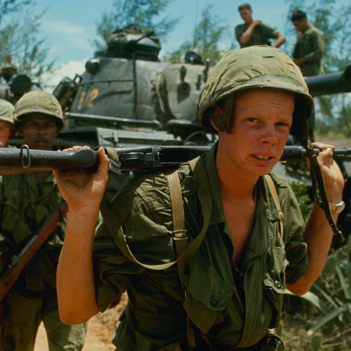 What Led To The Start Of The Vietnam War History