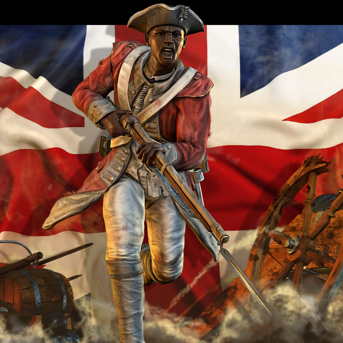 The Ex-Slaves Who Fought with the British - HISTORY