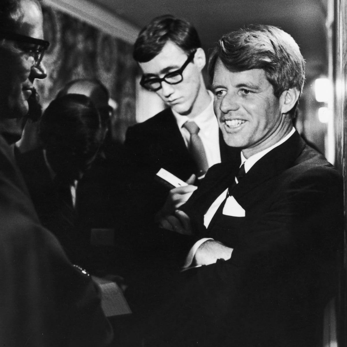 Robert F Kennedy Is Fatally Shot History