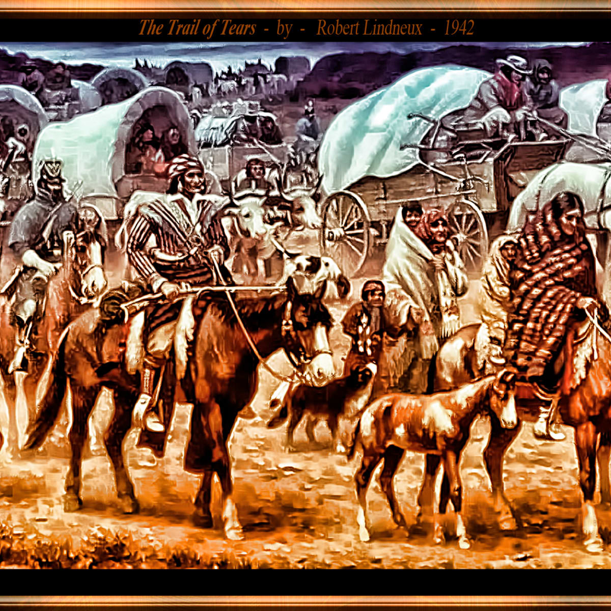 Trail Of Tears Indian Removal Act Facts Significance History