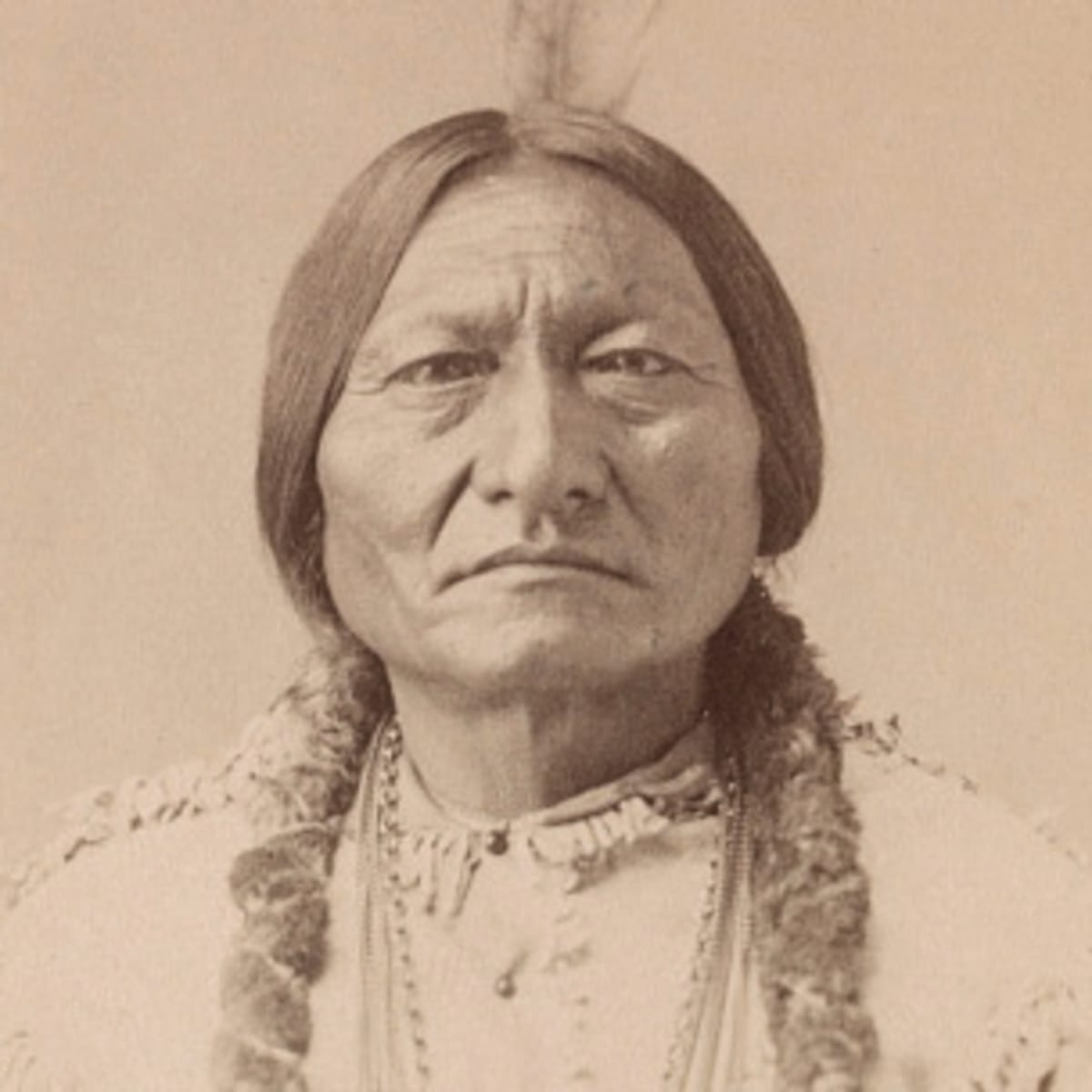Sitting Bull Chief Tribe Death History