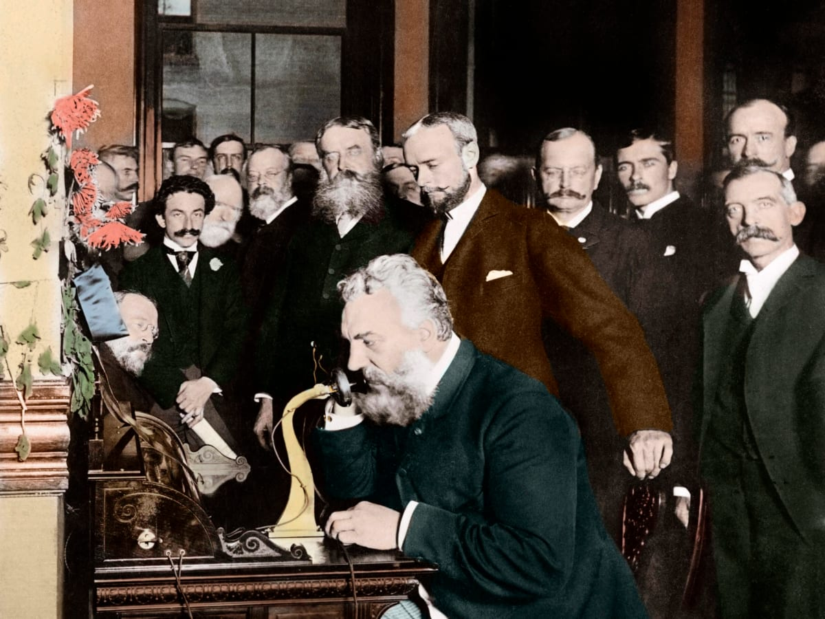 Alexander Graham Bell - Inventions, Biography & Telephone - HISTORY