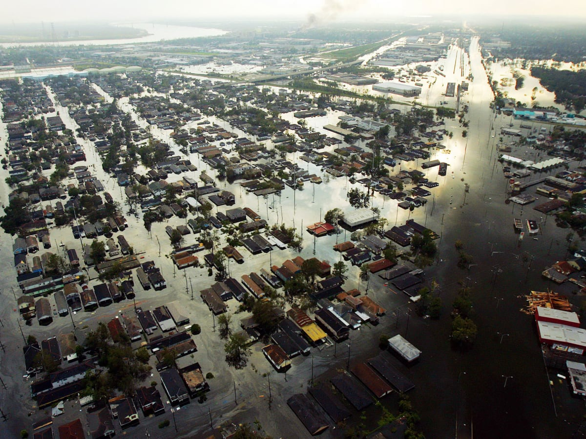Hurricane Katrina - Facts, Affected Areas & Lives Lost - HISTORY