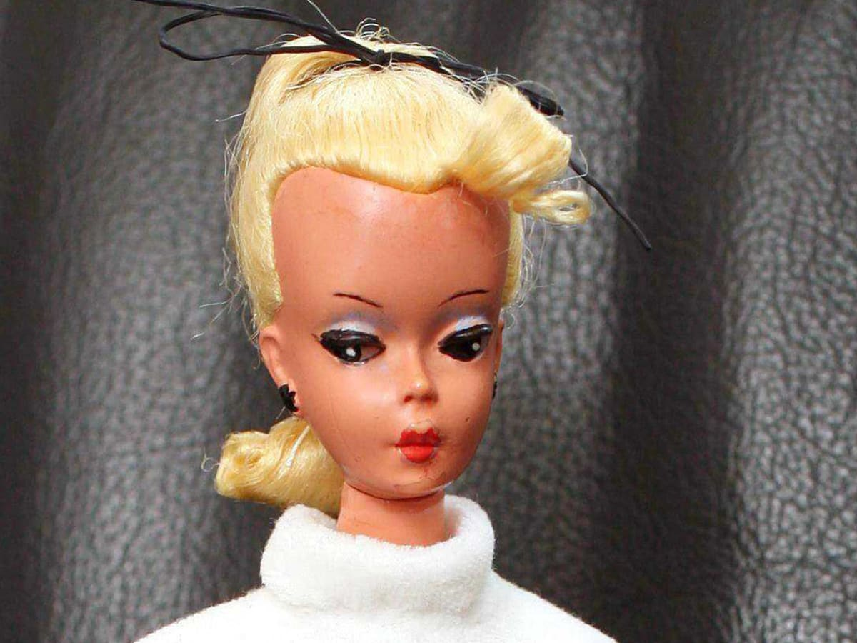 Barbie S Secret Sister Was A Sexy German Novelty Doll History