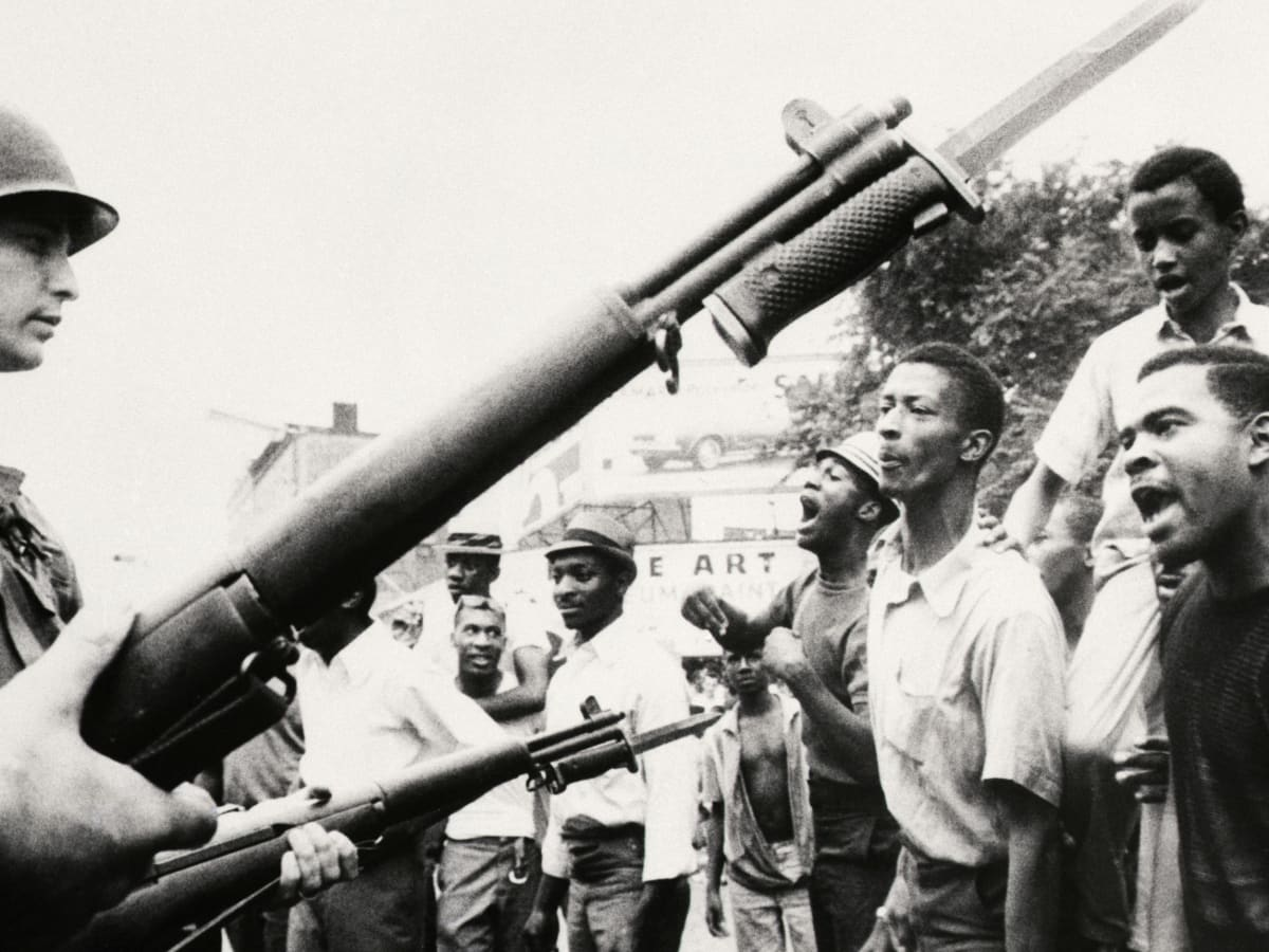 The 1967 Riots: When Outrage Over Racial Injustice Boiled Over ...
