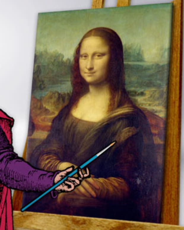 Who was the Real Mona Lisa? Get the full story.