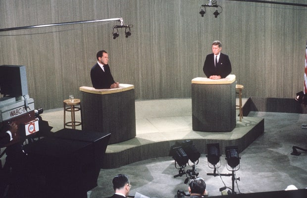 This Day In History 09261960 First Kennedy Nixon Debate History