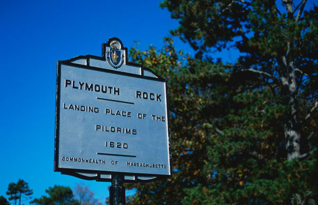 Did The Pilgrims Intend To Land At Plymouth History