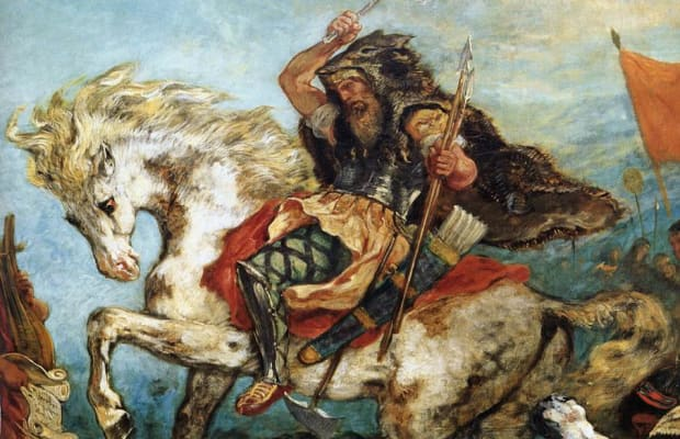 8 Famous Barbarian Leaders - HISTORY