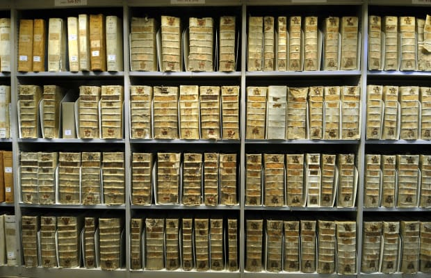 Step Into the Vatican's Secret Archives - HISTORY