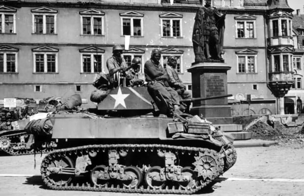 The Original Black Panthers Fought In The 761st Tank Battalion