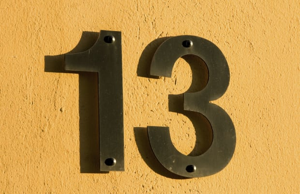 18d7b1f36 What s so unlucky about the number 13  - HISTORY