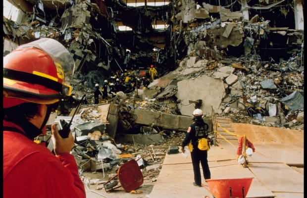 Oklahoma City Bombing: What Happened After the Smoke and