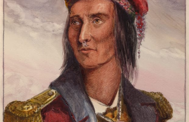 7a04879f6 6 Things You May Not Know About Tecumseh - HISTORY