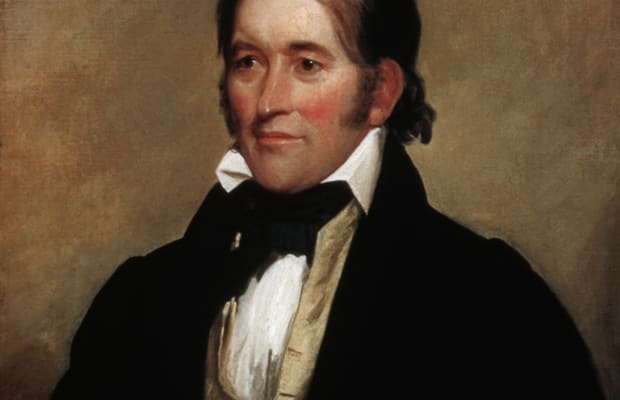 10 Things You May Not Know About Davy Crockett History
