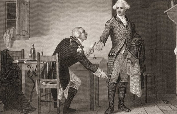 Why Did Benedict Arnold Betray America? - HISTORY