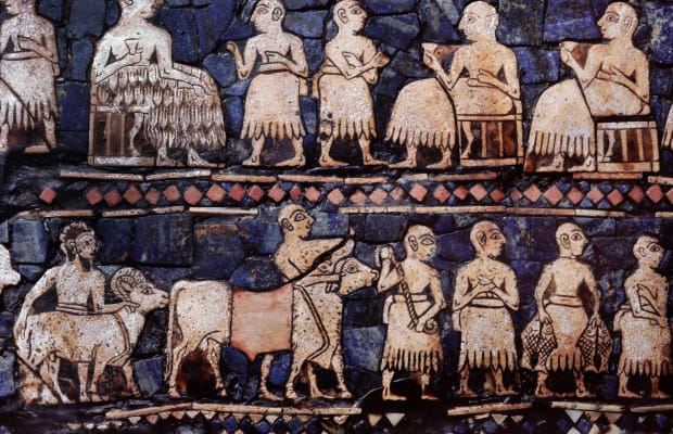 9 Things You May Not Know About The Ancient Sumerians History