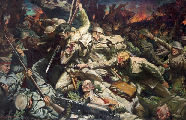 10 Things You May Not Know About The Battle Of The Somme History