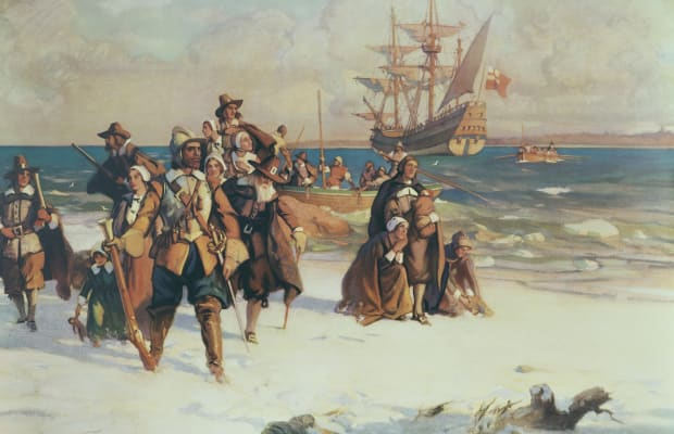 Plymouth Colony History