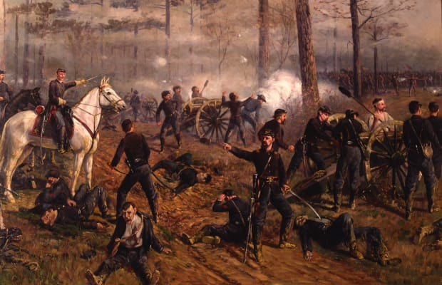 Battle of Shiloh - Facts, Who Won & Significance - HISTORY