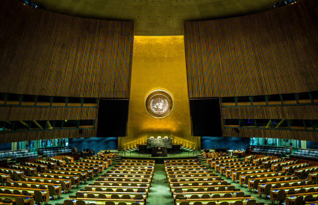 United Nations History