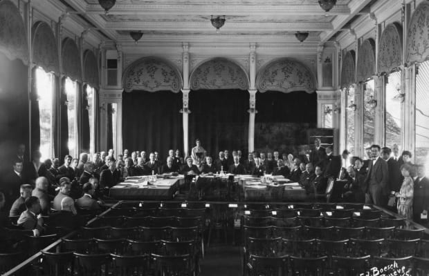 League of Nations - HISTORY