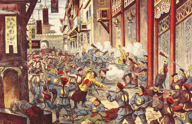 Boxer Rebellion - Definition, Effects & Causes - HISTORY