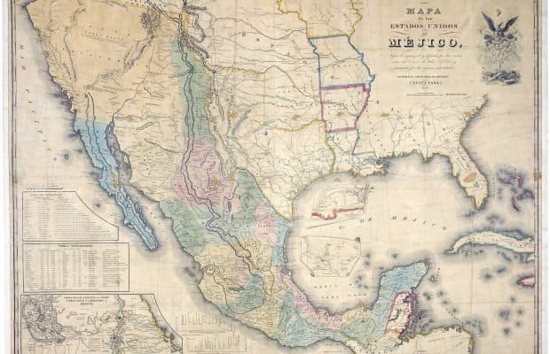 Treaty of Guadalupe Hidalgo - Definition, Terms & Effects - HISTORY