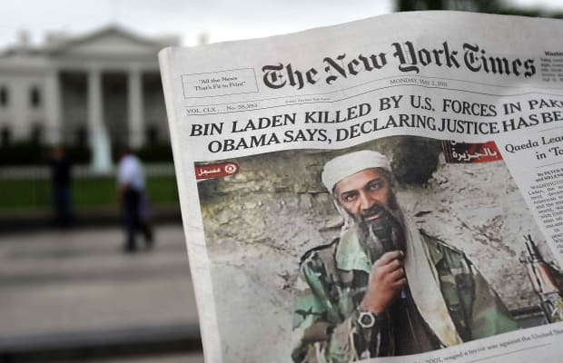 How SEAL Team Six Took Out Osama bin Laden - HISTORY