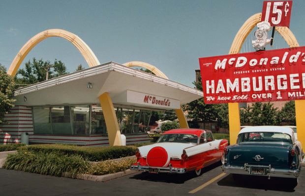 How Mcdonald S Beat Its Early Competition And Became An Icon Of