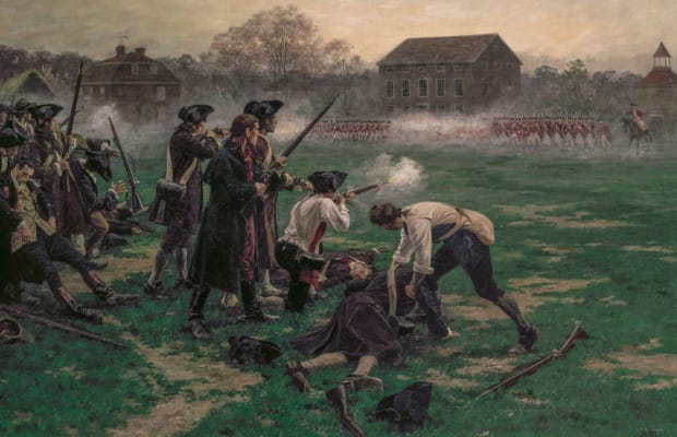 7 Events That Led to the American Revolution - HISTORY