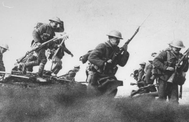 Battle Of The Somme Deaths Battles Legacy History