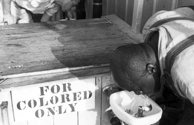 Segregation in the United States - HISTORY