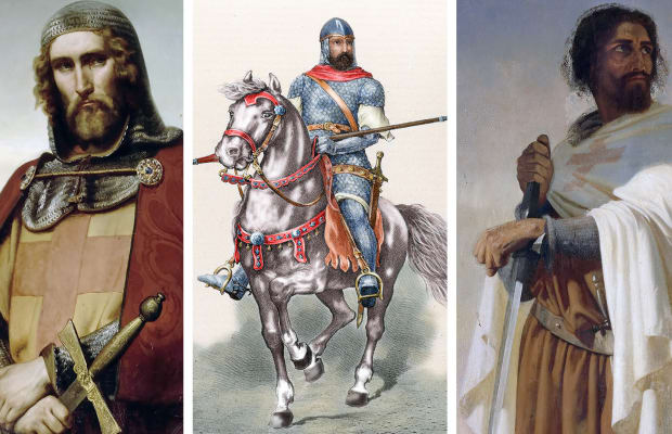 Eight Knights Who Changed History - HISTORY