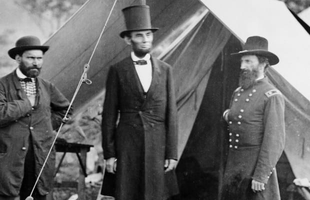 How Abraham Lincoln Used the Telegraph to Help Win the Civil War - HISTORY