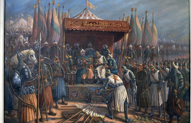 long term effects of the crusades