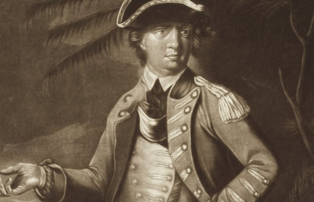 Benedict Arnold's March to Quebec, 1775