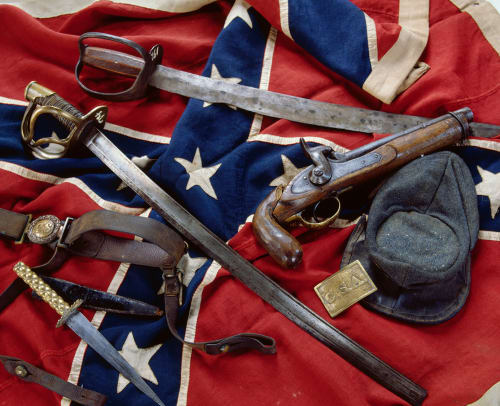 Rare Confederate Artifacts From The Civil War 2
