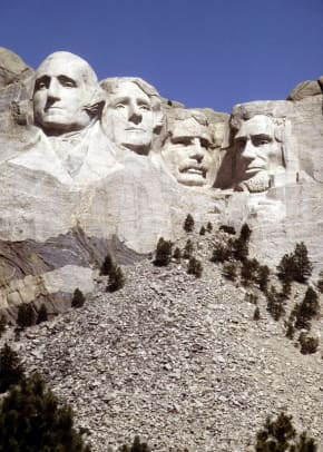 South Dakota Mount Rushmore 2